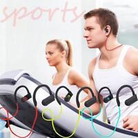 Wireless Bluetooth Sports Stereo Headset Headphone Earphone For SmartPhone