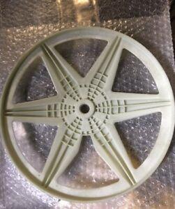 Genuine Hoover Candy Washing Machine Drum Pulley Belt Wheel 41024466