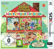 ANIMAL CROSSING HAPPY HOME DESIGNER NINTENDO 3DS 2DS BRAND NEW AND SEALED