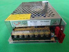 Spannungswandler Transformator Konverter 230V auf 12V Wohnwagen, auch für LED