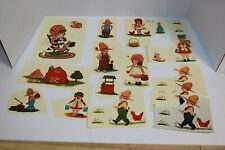 Vintage Meyercord Craft Farm Decals