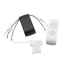 Juego de Control Remoto de Lámpara Ventilador de Techo Universal Control