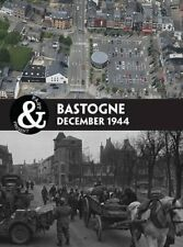 Past & Present: Bastogne - December 1944, Casemate 9781612004341 New-.