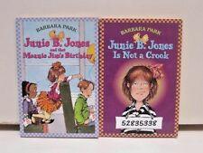 Junie B. Jones by Barbara Park, Lot of 2 Books