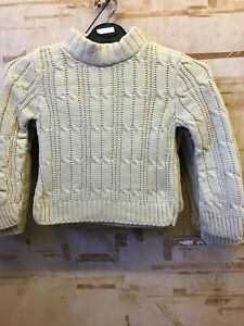 Age 5/6 Years Girls Jumper