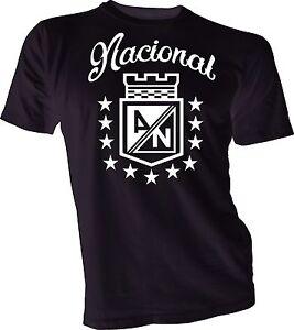 Atletico Nacional Colombia Medellin Football Soccer T Shirt Camiseta Postobon 02