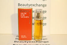 Jovan Musk For Women Evening Edition Perfume Eau De Toilette Spray 1.7 oz