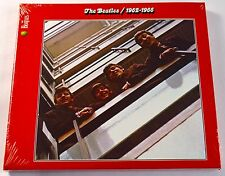 The Beatles - Red Album 1962 -1966  2 CD Best Of /Greatest Hits Remastered 2009