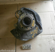 BMW 5 SERIES 528 1999 2.8 PETROL OFFSIDE DRIVER FRONT HUB CARRIER & BEARING ABS