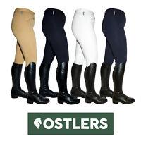OSTLERS Jodhpurs Breeches Ladies Size 8 10 12 14 16 18 Horse Riding Womens