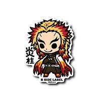 Demon Slayer Kimetsu no Yaiba B-SIDE LABEL Kyoujyuurou Japanese import ANIME JP