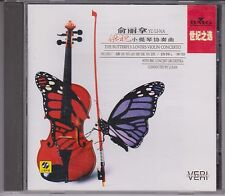 YU-Li-NA BBC CONCERT ORCHESTRA Butterfly Lovers Violin Concerto 2002 Oop CD RARE