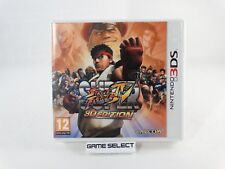SUPER STREET FIGHTER IV 3D EDITION 4 NINTENDO 3DS 2DS DS PAL ITALIANO COMPLETO