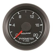 Auto Meter Boost/Pyrometer Gauge 8445; Ford Factory Match 2000°F 2-1/16""
