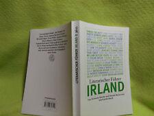 Literarischer Führer Irland Geschenk Literatur-Lexikon Reiseführer Restposten