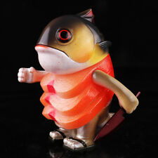 Mame Moyashi Maguro Senpai Boiled Salmon Tuna Fish Cute Vinyl Figure Fashion Toy