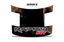 Ford Raptor F150 SVT Truck Full Hood Wrap Graphic Sticker Decal 2010-2014 MUD