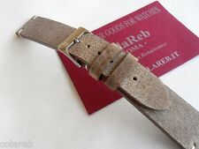 Cinturino ColaReb MILANO 19mm genuine leather watch band strap bracelet