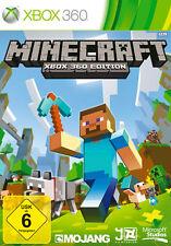 Minecraft - Xbox 360 (NEU & OVP!)