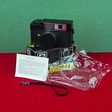 Instantload 126 Vintage Camera NOS Instruction Booklet With Cap & Wrist Strap