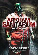 "ARKHAM SANITARIUM: SOUL EATER DVD ""LOVECRAFT ON STEROIDS"""