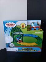 THOMAS AND FRIENDS THOMAS AT KNAPFORD STATION  NEW