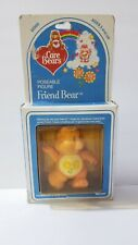 Vintage Care Bears Poseable Figure Friend Bear NEW!!! NOS Kenner