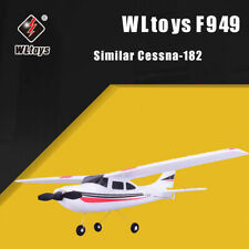 WLtoys F949 CESSNA-182 2.4G 3CH RC RTF Airplane Aircraft Fixed Wing Plane
