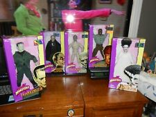 "UNIVERSAL STUDIOS MONSTERS LOT OF 5 L@@K 12"" (1998) FRANKENSTEIN BRAND NEW FR S!"