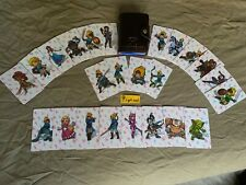 Zelda Breath of the Wild 24 pcs Amiibo Cards NFC Tag Switch BOTW - US SELLER