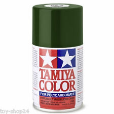 Tamiya #300086009 ps-9 100ml Verde POLICARBONATO COLOR