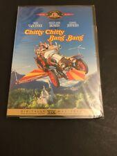 Chitty Chitty Bang Bang (DVD, 2009) RARE DICK VAN DYKE MUSICAL BRAND NEW Sealed!