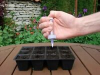 Crazygadget® Outil de jardinage Super Semoir – Semez vos Graines avec précision