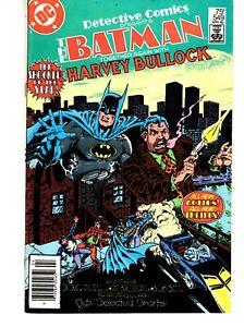 Detective Comics #549 - Doctor Harvey and Mr. Bullock!