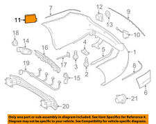 MERCEDES OEM 12-14 E350 Lane Departure Warning-Object Sensor 0009050210