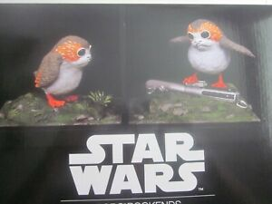 Gentle Giant Star Wars The Force Awaken - Porg Bookend Set 267/500