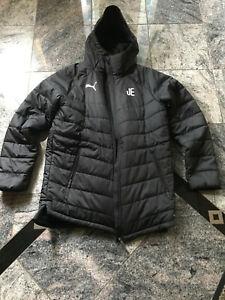 Puma, Bench Jacket, Winterjacke, Modell Liga, Nr. 655298, Gr. S, Schwarz, Neu