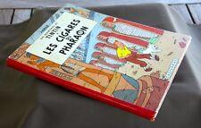 Tintin - Les Cigares du Pharaon - 1958 - B23 bis