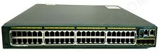 CISCO WS-C2960S-48LPS-L • 48-PORTS POE+ GIGABIT SWITCH 3 YEARS WARRANTY