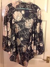 BNWT M&S  Collection Pink Mix Long Shrug (one size) RRP £30.00