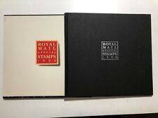 1984 Royal Mail Great Britain Yearbook Yearset Folder Annata Hard Cover Book