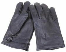 BW Gloves Black Leather Gloves Gloves Lined New Size M
