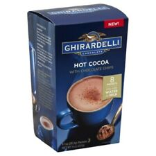Ghirardelli Hot Cocoa Mix with Semi Sweet Chocolate Chips