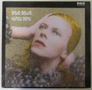 David Bowie-Hunky Dory-NL 83844-Vinyl-Lp-Record-Album-Reissue-1980s-EX+ Vinyl