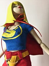 "ThreeA 1/6 SUPERGIRL BAMBI 3A SDCC Ashley Wood Isobelle Pascha/TQ/TK/12""Hot Toys"