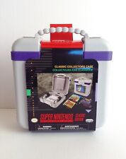 Super Nintendo SNES Classic Mini Carry Hard Case Gaming Portable Gift Travel