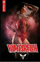 Vampirella #1 (2019) DYNAMITE  1st Print Cover E Cosplay PHOTO Cover