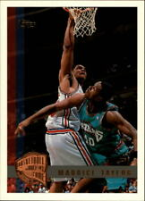 1997-98 Topps Minted in Springfield Clippers Basketball Card #212 Maurice Taylor