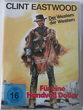 For A Fistful of Dollars-Stranger WITH NO NAME CLINT EASTWOOD, Sergio Leone