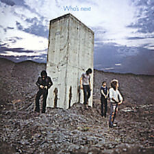Who - Who's Next  Remastered (1995, CD NEUF)
